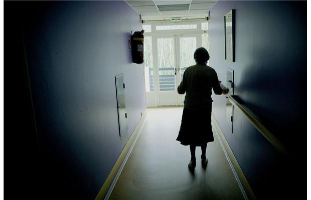 "Image Credit: Sebastian Bozon, AFP/Getty Images from Canada.com ""One of the most complex and unexamined issues facing elderly care facilities is how to determine if residents with dementia have the mental capacity to consent to sex."""