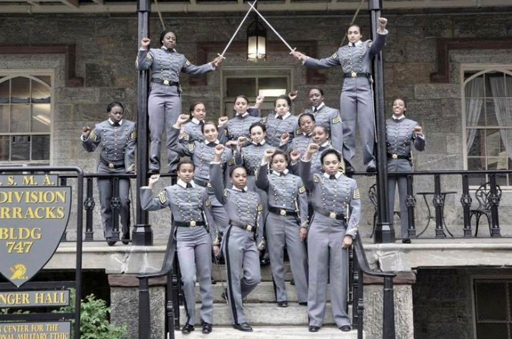 Rawlinson - west point cadets