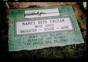 Cruzan Gravesite